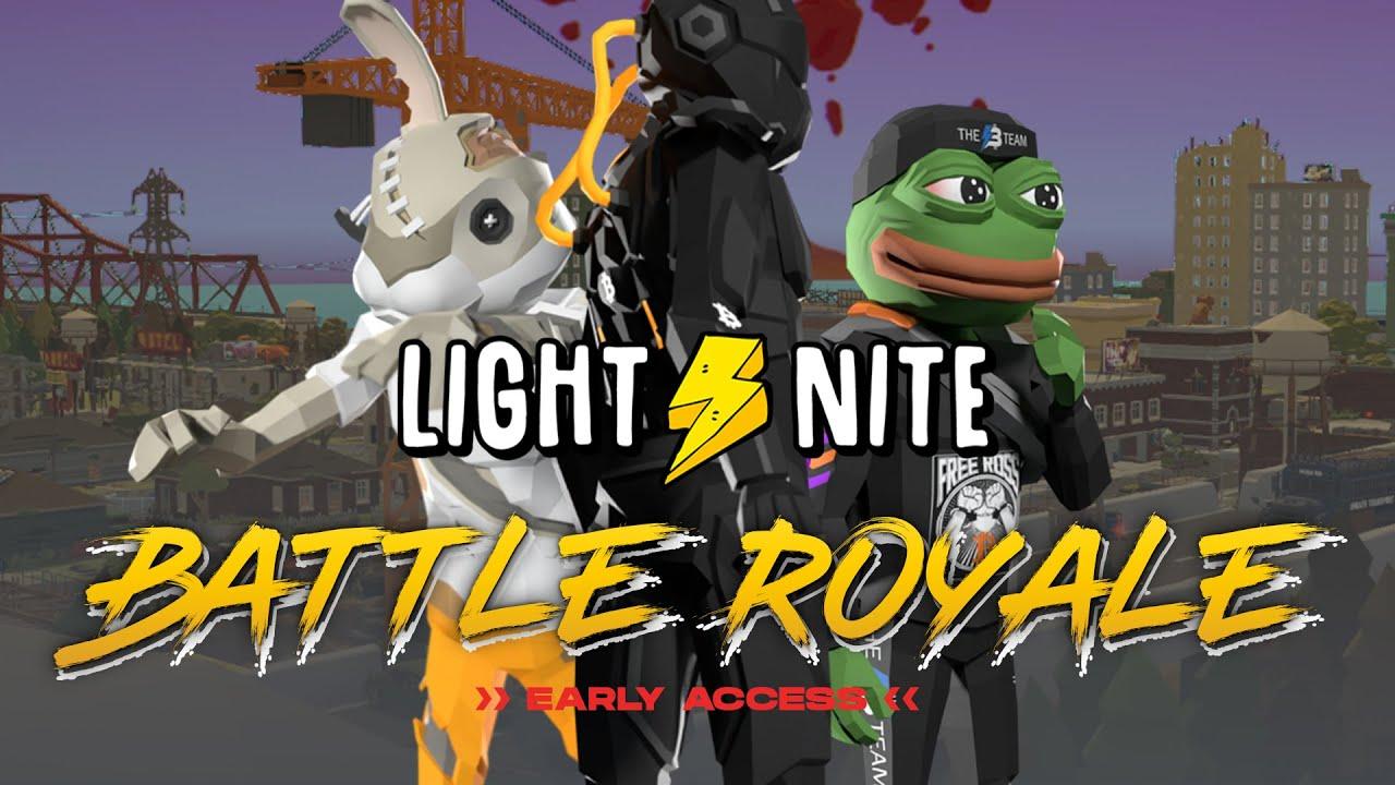 Light ⚡ Nite - Battle Royale Light Nite Early Access Teaser