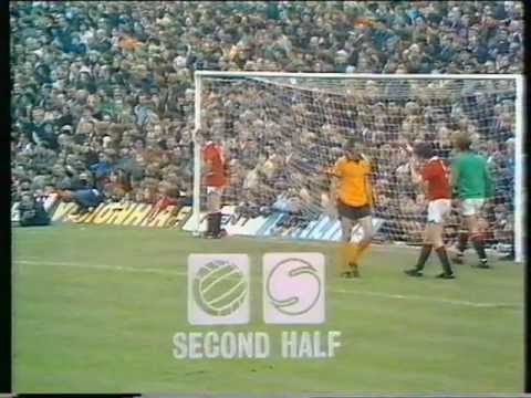 Wolves v Manchester United, 16th September 1972