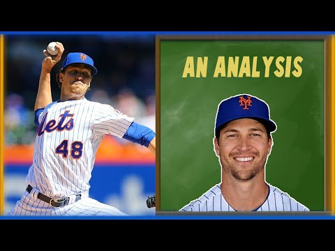 Jacob DeGrom Has Become One Of Baseball's Best Pitchers
