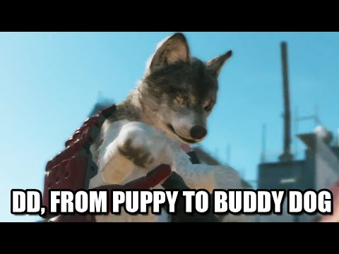 DD: From Puppy to Buddy Dog - Metal Gear Solid V