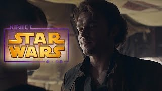 """Solo Trailer But With """"I'm Han Solo"""" From The Star Wars Kinect Soundtrack"""
