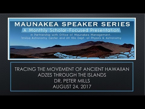 Tracing the Movement of Ancient Hawaiian Adzes Through the Islands