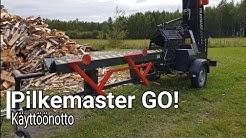 Pilkemaster GO! käyttöönotto