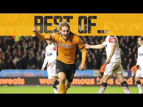 The best of Kevin Doyle | The striker's finest goals for Wolves!