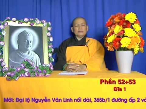 tieu ni dieu han phan 52 Doi song ma tam &  huong linh ma 1