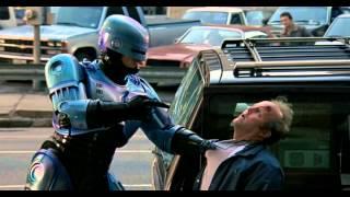 Robocop 2: Funny Scenes