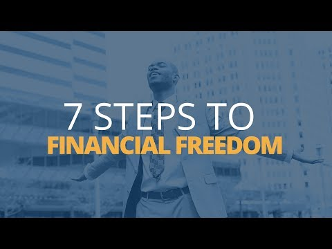7 Steps to Achieve Financial Freedom | Brian Tracy
