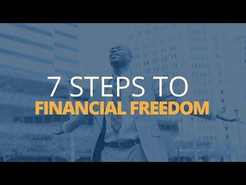 7 Steps To Achieve Financial Freedom | Brian Tracy