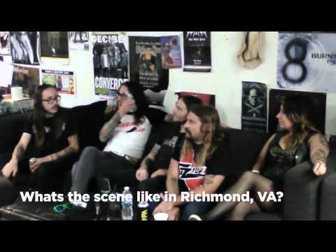 WINDHAND - Interview at Relapse HQ