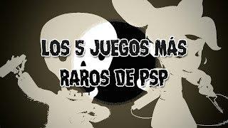 Los 5 juegos más raros de PSP | luigi2498 | HD