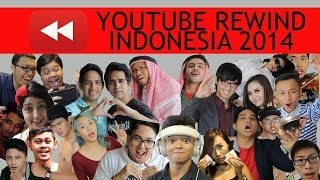 Youtube Rewind INDONESIA 2014
