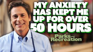 Chris Traeger: Anxious Mess | Parks & Recreation | Comedy Bites