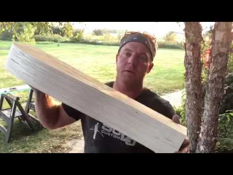 Making A Recurve Mold