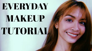 everyday makeup tutorial kristelle francisco