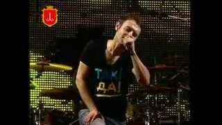 видео у черного моря утесов