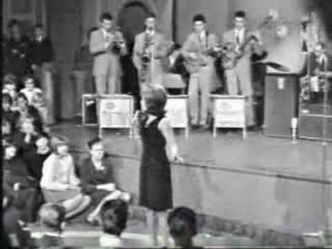 Lill Babs - Leva Livet (Live @ Melosongfestivalen 1964)
