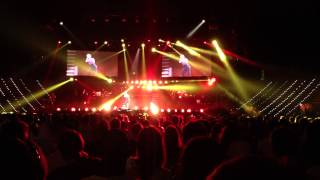 Alicia Keys - When It's All Over - HD live @ Torino Palaolimpico 19/06/2013