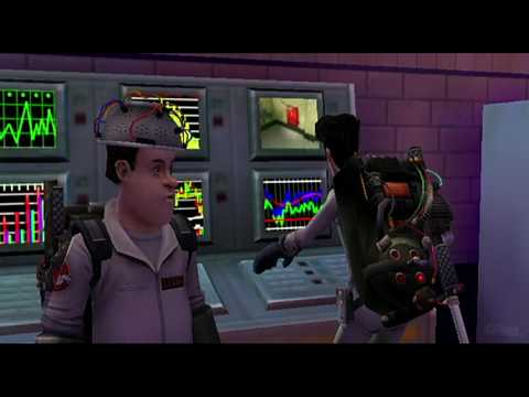Ghostbusters Wii Video Review