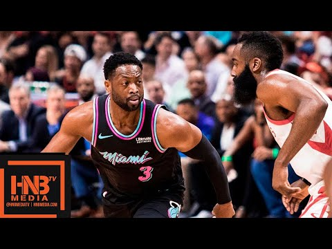 Houston Rockets vs Miami Heat Full Game Highlights | 12/20/2018 NBA Season
