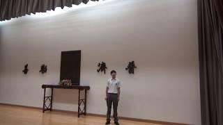 hongai的嗇色園主辦可藝中學校訓演講相片