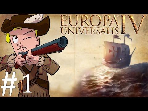 Europa Universalis 4 | Mare Nostrum | Part 1 | Make Madagascar Great Again