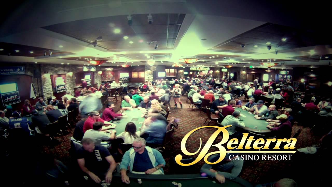 Belterra casino poker casino del rio review