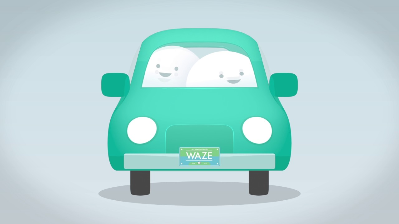 Waze Carpool (:30 sec)
