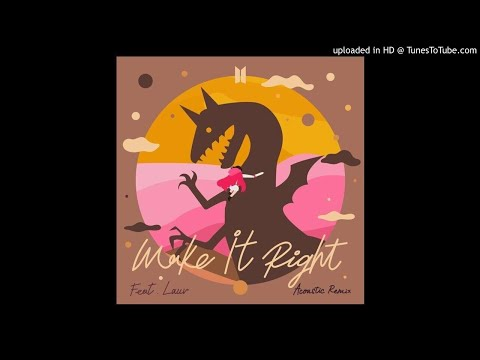 Download Make It Right feat. Lauv Acoustic Remix.mp3 Mp4 baru
