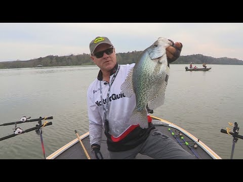 FOX Sports Outdoors SouthWEST #28 - 2017 Weiss Lake Alabama Crappie Fishing