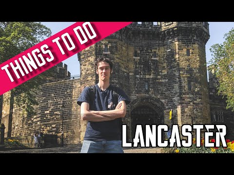 Lancaster FREE Travel Guide | UK Travel Vlog