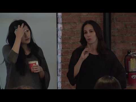 How to Fundraise at Female Founder Office Hours with Jess Lee and Jenny Lefcourt