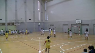 国際武道大学VS首都大学東京
