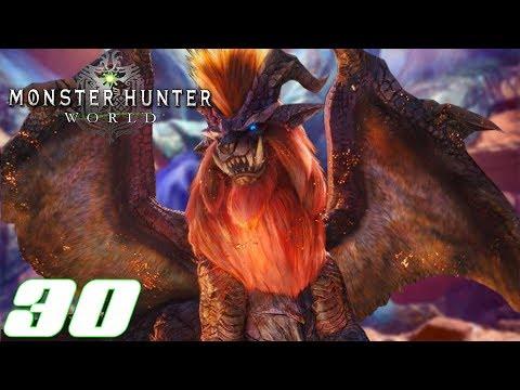 Monster Hunter World Ps4 German #30 Der Teostra thumbnail