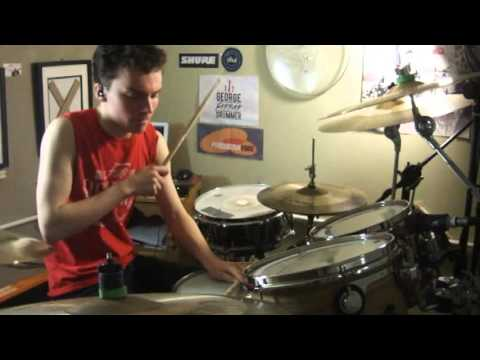 Hello - Reggae - Drum Cover - Adele