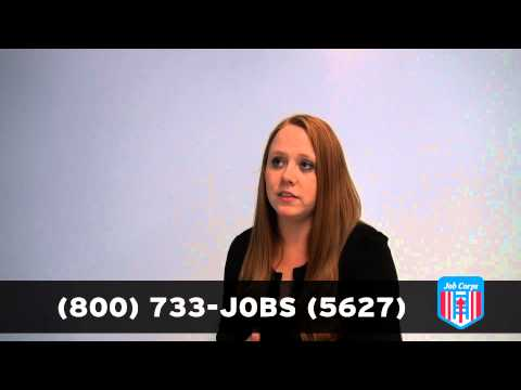 Job Corps Voices - Admissions Counselor Brittany Neace - Cincinnati Job Corps Center