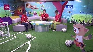 Bình luận sau trận đấu   Việt Nam - Syria trận đấu đầy cảm xúc  Asiad 2018   BLV Quang Huy
