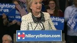 Clinton Wins South Carolina Presidential Primary