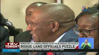 Ministry of lands urged to rein in on rogue officials who collude with cartels