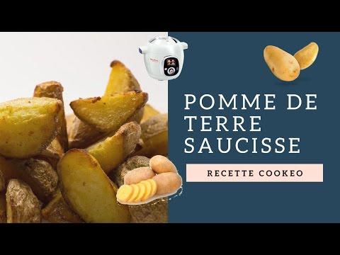 recette-pomme-de-terre-saucisse-avec-le-cookeo