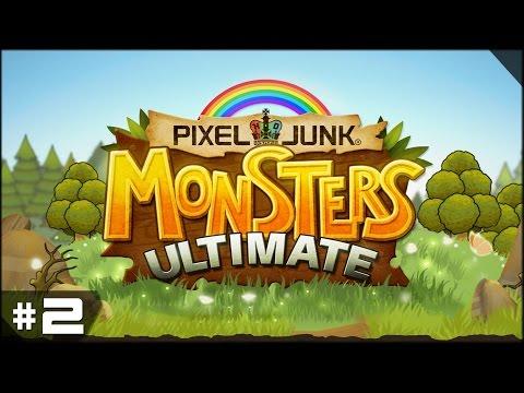 PixelJunk Monsters Ultimate | Leicht 2 Kräftespiel #2 |