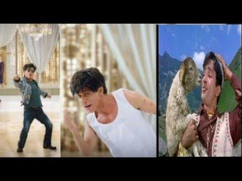 Shahrukh Khan Pappi song  zero movie