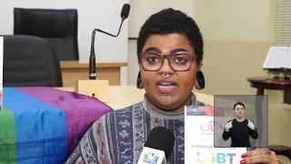 Jornal Acontece - Dia Municipal contra a LGBTFobia