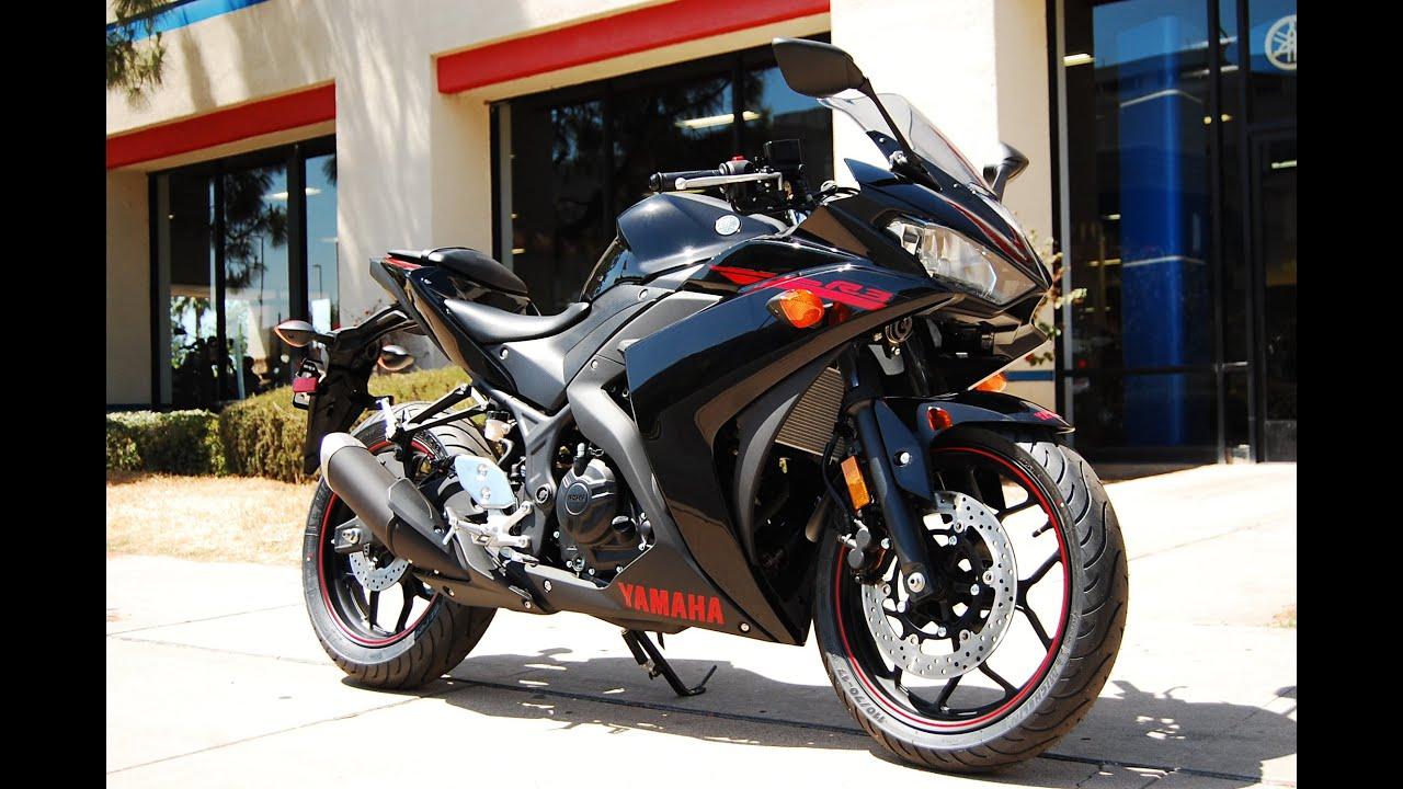 Yamaha R Black Raven