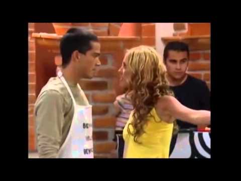 Anahí y Poncho Herrera  Escena Clase 406 6