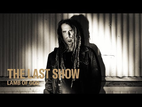Lamb of God's Randy Blythe on Last Shows Before COVID-19 Shutdown