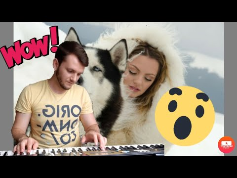 Alexandra Stan - Ecoute | Piano Cover | Karaoke