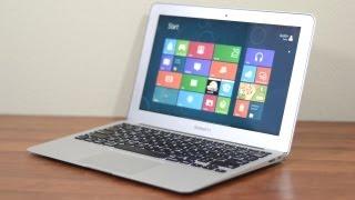 Windows 8 on MacBook Air