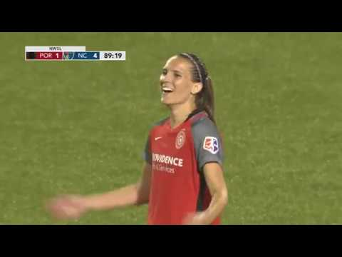 GOAL: Katherine Reynolds scores her first career goal