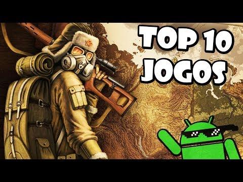 Os 10 Melhores Jogos LEVES e VICIANTES Para Android - #313 2017