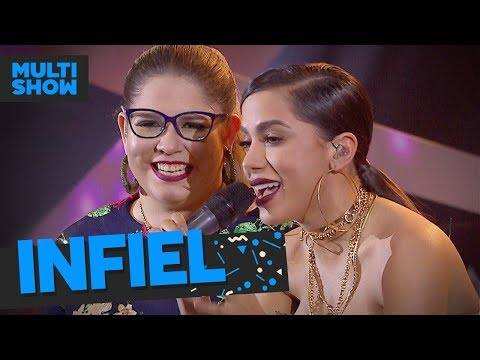 Infiel  Anitta + Marília Mendonça  Música Boa Ao Vivo